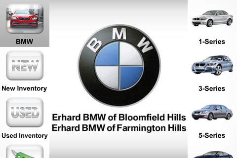 Erhard BMW