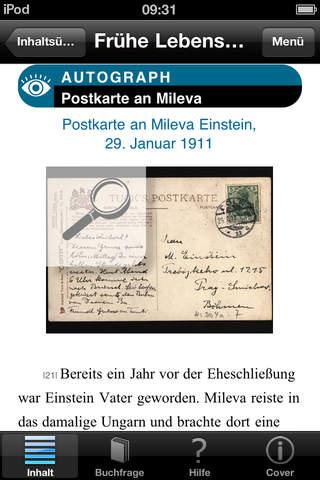 Albert Einstein - digitalbuchplus-Version