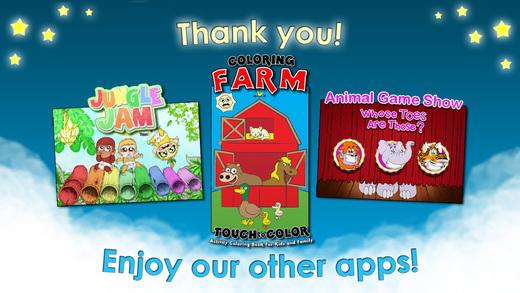Puzzle Farm Воображение Adventure - Животные активность дошкольного Пазлы формы для детей и малышей Animal Activity Preschool Shape Puzzles for Kids and Toddlers Screenshot