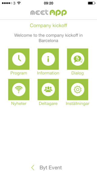 MobilizeIT MeetApp
