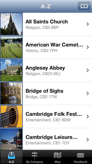 Essential Cambridge