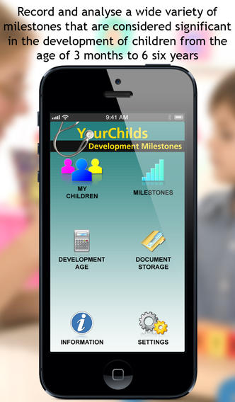 Your Childs Development Milestones