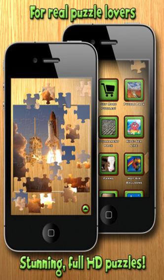 Amazing Cool Jigsaw Game  Screenshot