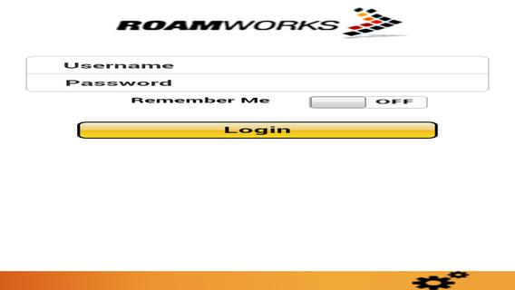 ROAMWORKS Mobile Client US 1