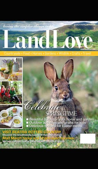 LandLove Magazine – loving the simpler things in life