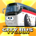 City Bus Tycoon Free - Public Transport Mania