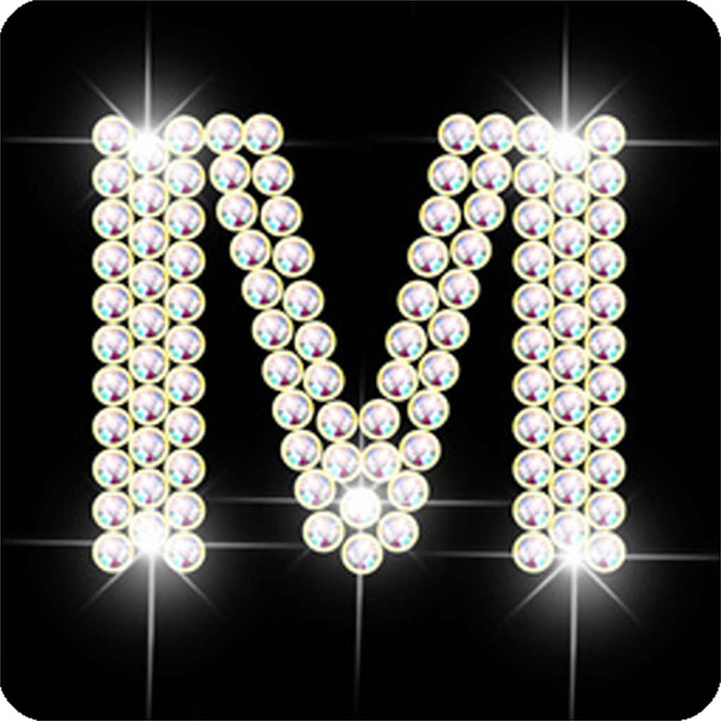 Diamond Letter M On The App Store ITunes
