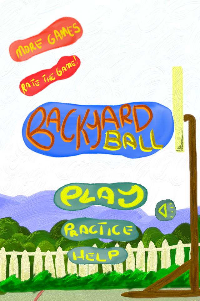 Backyard Ball for iPhone