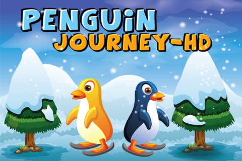Penguin Journey-HD screenshot 1