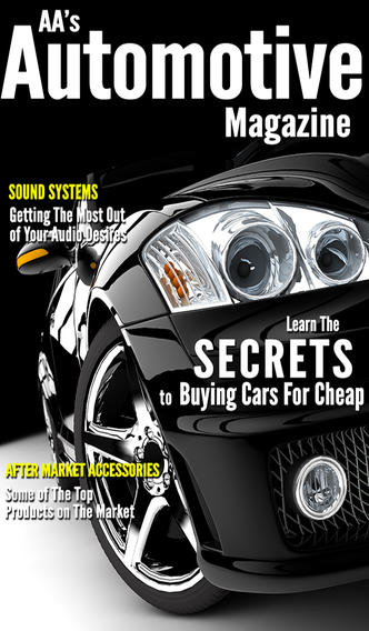 AAs Automotive Magazine