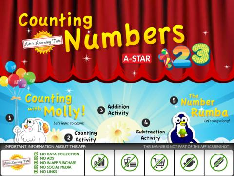 Counting Numbers 123 HD