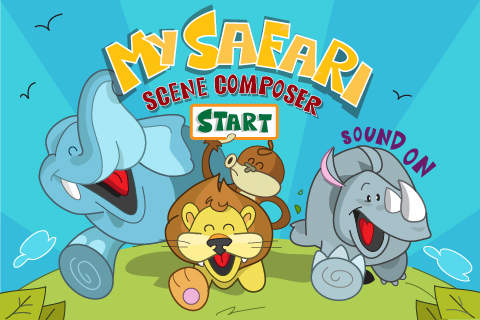 My Safari Scene Composer