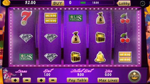 A1 Las Vegas Casino Slots Machine Pro - win double