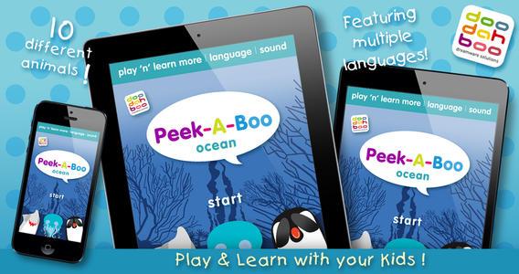 Peek-A-Boo Ocean – Play 'N' Learn