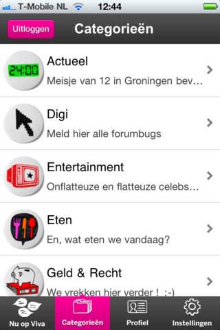 【免費社交App】Viva forum-APP點子
