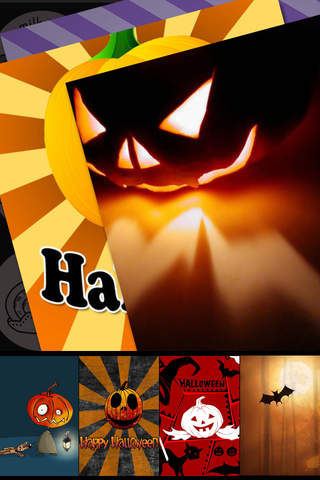 Halloween Wallpapers and Backgrounds Images Glow Background