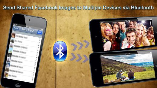 Wireless Photo Transfer - WiFi Bluetooth Photo Share