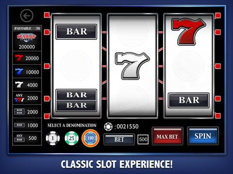 Ice Cap Sevens Classic Slots