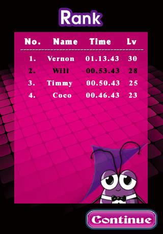 Bugs Bubble iPhone Screenshot 5
