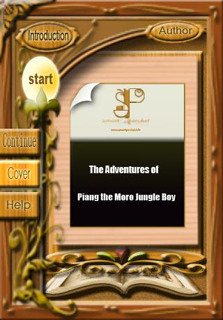 The Adventures of Piang the Moro Jungle Boy