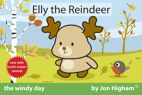 Elly Book 3 - the windy day