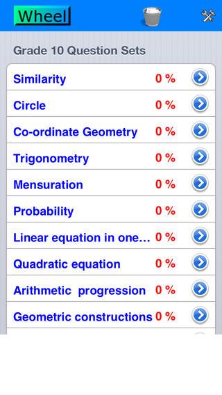 Grade 10 Math Science