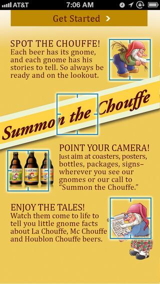 玩免費娛樂APP|下載Summon The Chouffe app不用錢|硬是要APP