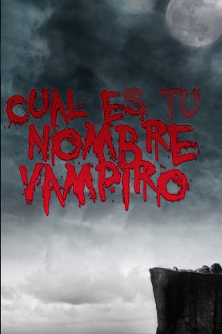Tu Nombre Vampiro
