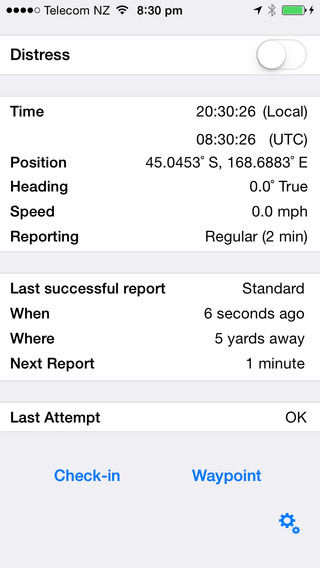 【免費交通運輸App】TracPlus Tracker for iPhone-APP點子
