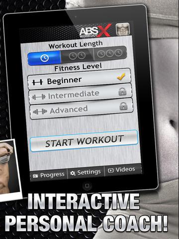 玩免費健康APP|下載腹部运动 X PRO app不用錢|硬是要APP