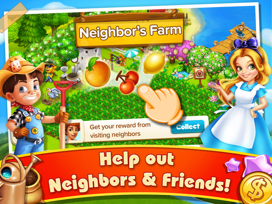 Family Farm Seaside - Play Free Farming App & Harvest Game Online - iPhone Mobile Analytics and App Store Data
