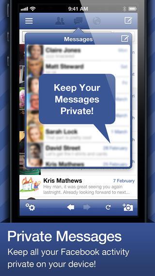 My Secret Social Network
