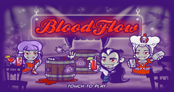 【免費遊戲App】Blood Flow-APP點子
