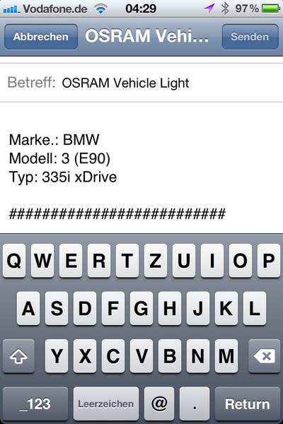 Vehicle Light - iPhone Mobile Analytics and App Store Data