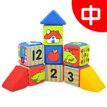 K's Kids Parents' Support Center : Block N Learn (中文) LOGO-APP點子