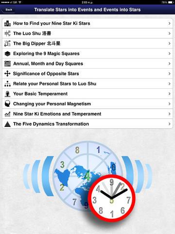 Nine Star Ki Astrology HD