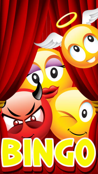 Animated Bingo Emoji: Epic Gambling The With 3D Emoticons 2