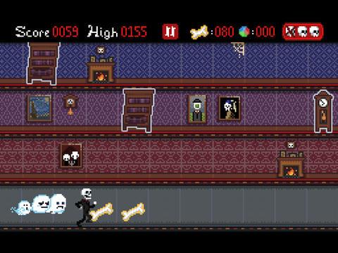 【免費遊戲App】Mansion Run-APP點子