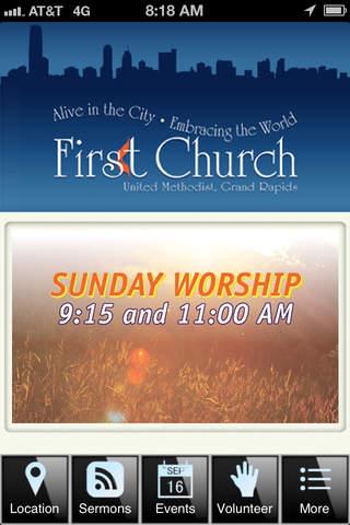 First United Methodist Church GR