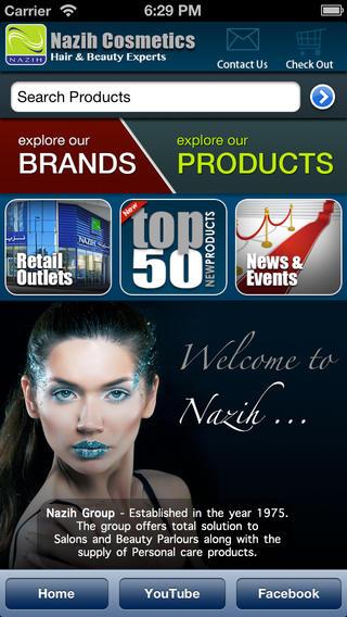 Nazih Application