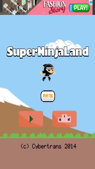 Super Ninja Land