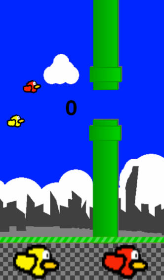 Impossible Double Flappy