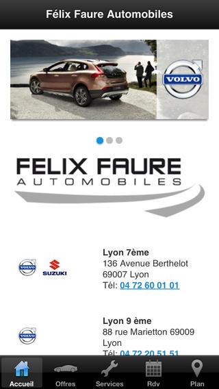 Felix Faure Automobiles