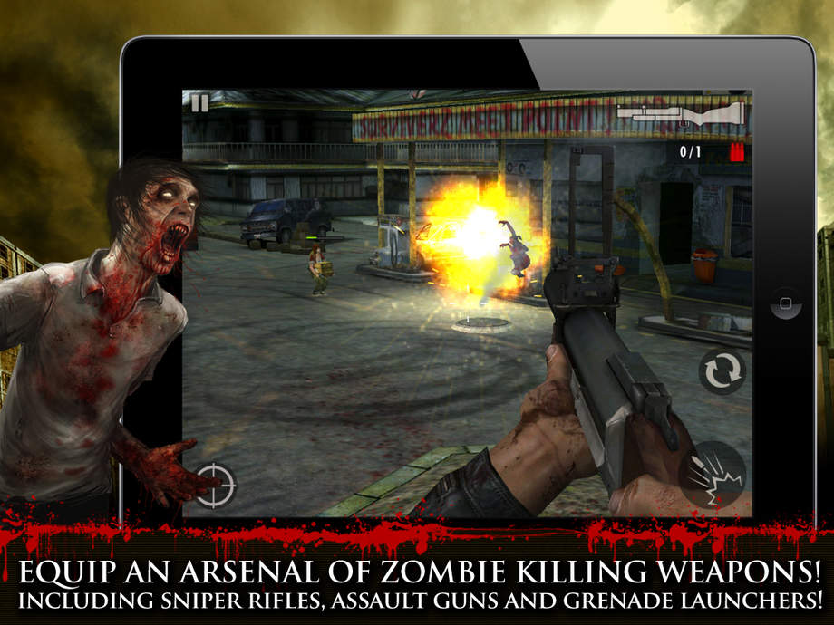 Contract Killer: Zombies - iPhone Mobile Analytics and App Store Data
