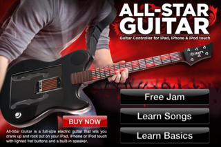 All Star Guitar by ION Audio  Review and Giveaway