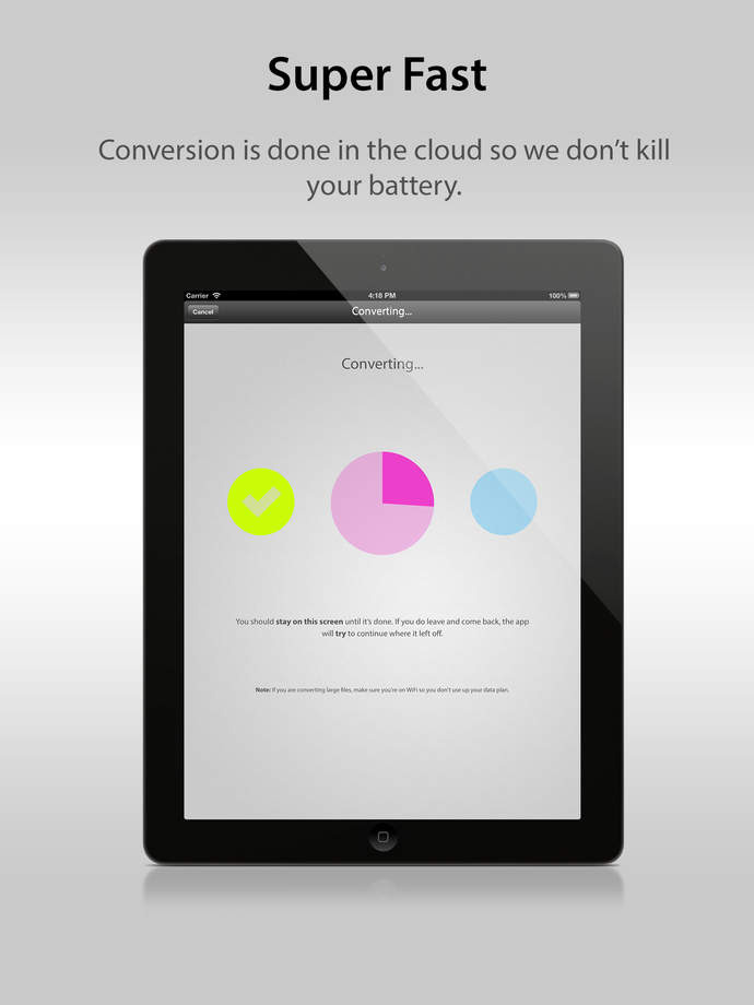 The File Converter - iPhone Mobile Analytics and App Store Data