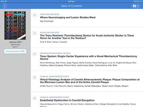 【免費教育App】Journal of Neuroimaging-APP點子