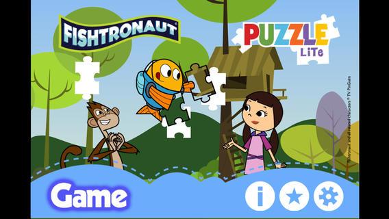 Fishtronaut's Puzzle Lite