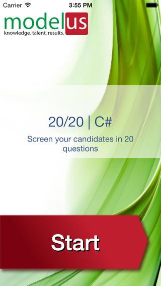 20/20 C#
