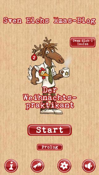 Sven Elchs Xmas-Blog 2 – Der Weihnachtspraktikant